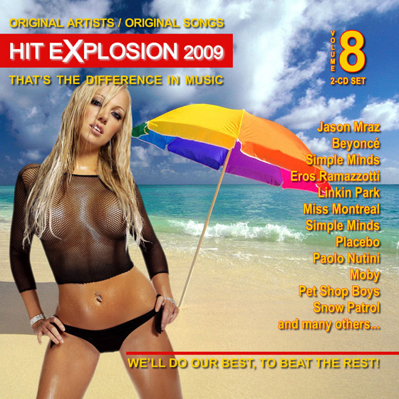 hit-explosion-2009-volume-8-front