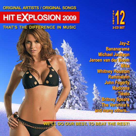 Hit-eXplosion-2009---Volume-12-(front)