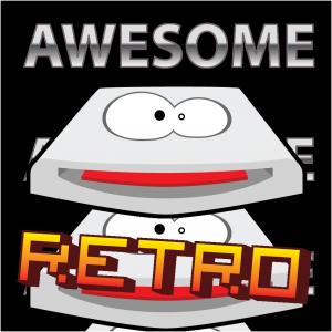 awesome_retro_logo
